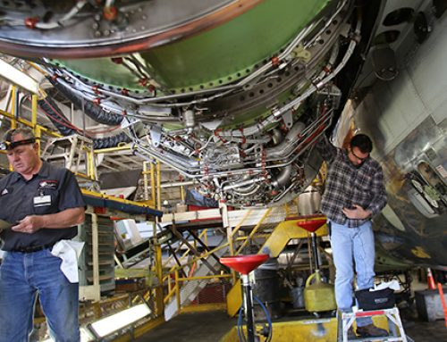 Despite virus setbacks, aerospace industry expects growth